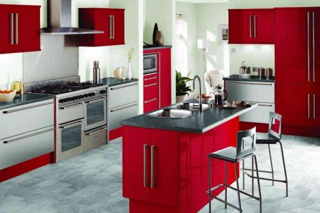 Fabricante de cocinas integrales y muebles en general