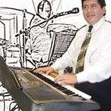 Cantante organista show - oscar del valle- como una orquesta y karaoke