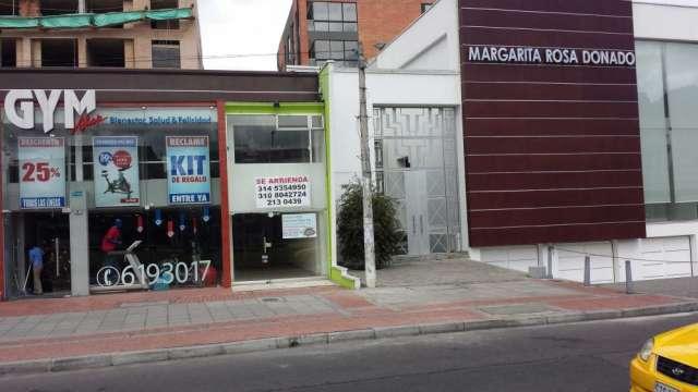 Excelente local avenida 116 # 16-20