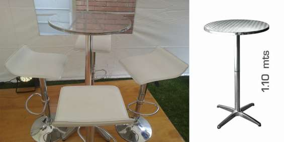 Fotos de Alquiler de sillas tipo bar, barras, cocteleras, salas lounge 3