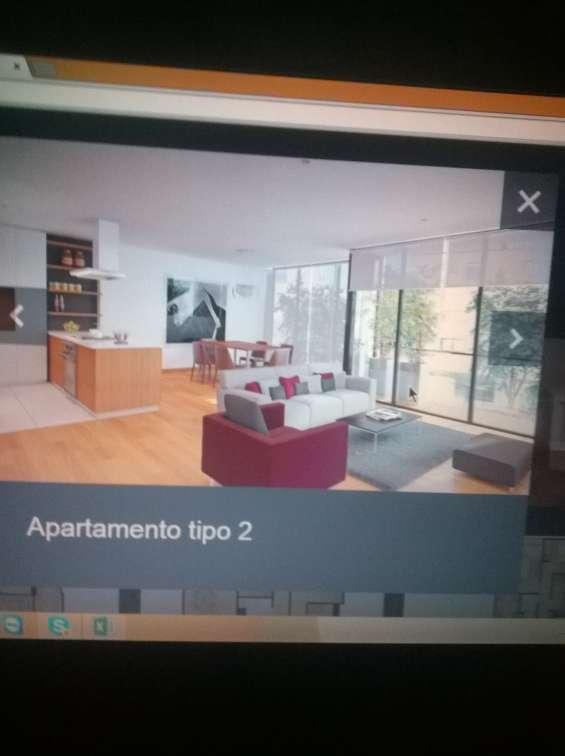 Vendo apartamento san patricio m2 145