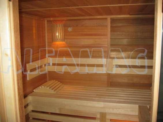 Saunas baños turcos reparación de sistema eléctrico