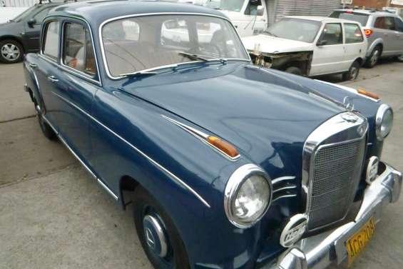 Fotos de Venpermuto mercedes benz 190 1956 4