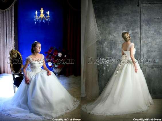 1st-dress.com white quinceanera dress