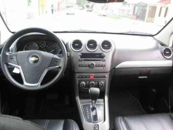 Fotos de Chevrolet captiva 2011 4