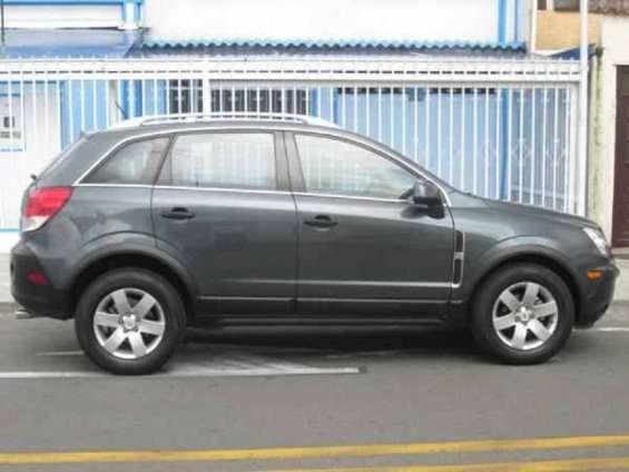 Fotos de Chevrolet captiva 2011 6