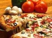 Pizzero amplia experiencia de 15 años