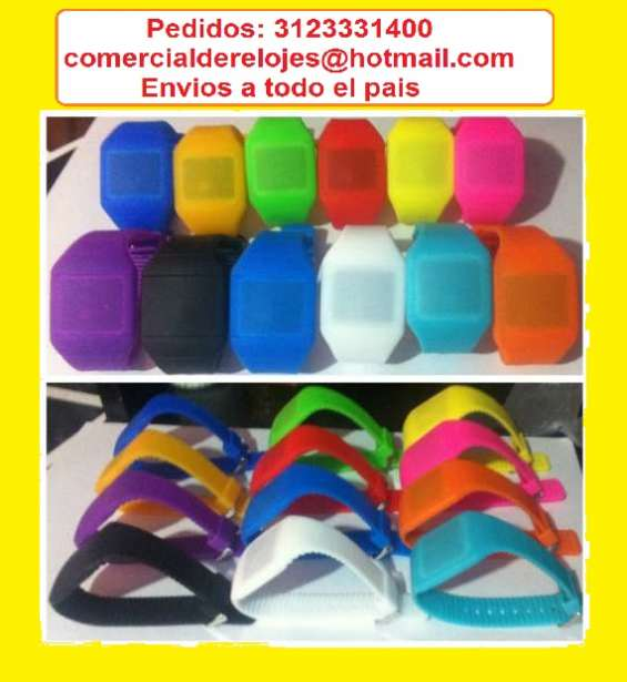 2404e029e5b9 Relojes para dama caballero niños y niñas  5000 ventas por mayor y al detal.
