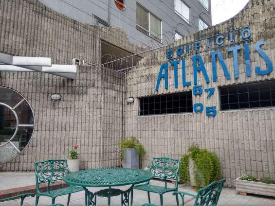 Fachada del edificio atlantis