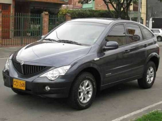 Ssangyong actyion 2009