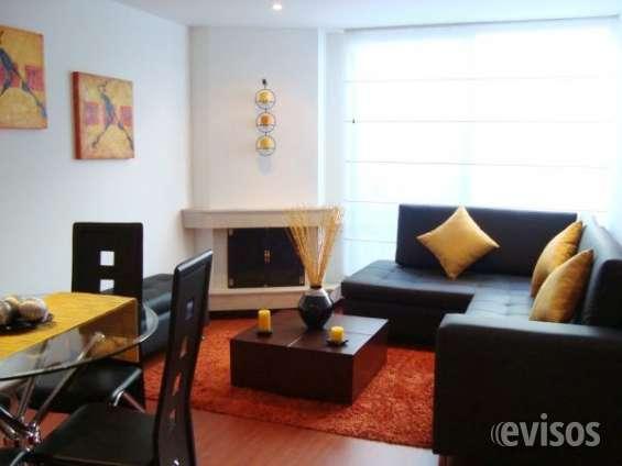 Renta de apartamentos amoblados bogotá colombia