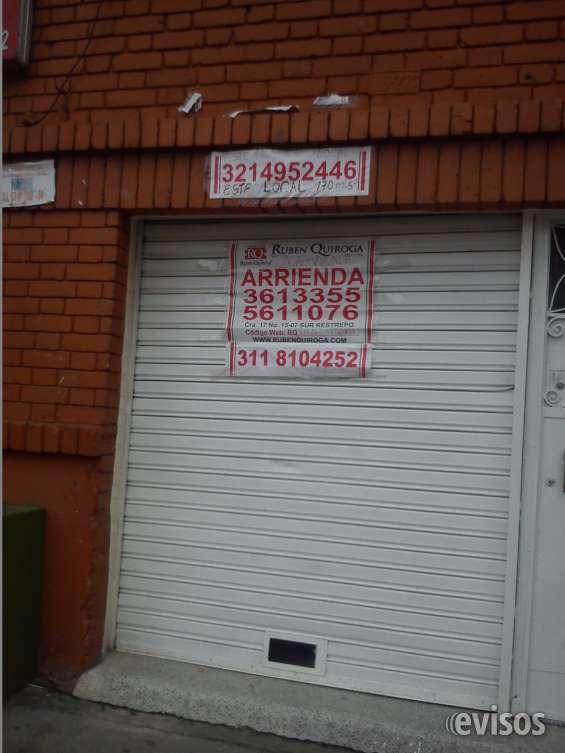 Local barrio san carlos sector comercial
