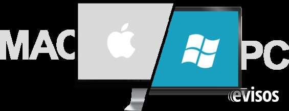 Servicio técnico de computadores portátiles y de mesa.