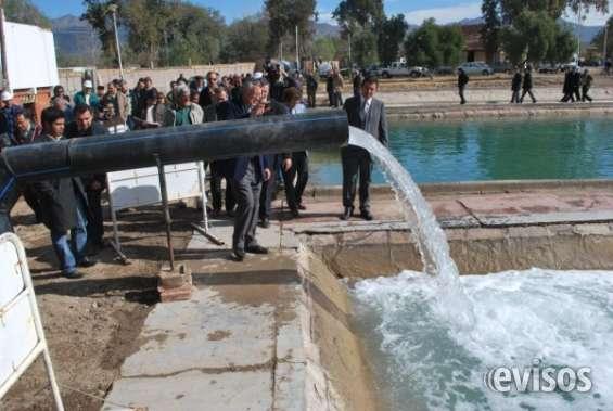 Plantas purificadoras de agua,acueductos de agua potable,agua para poblaciones