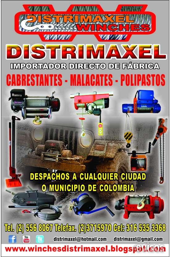 Distrimaxel