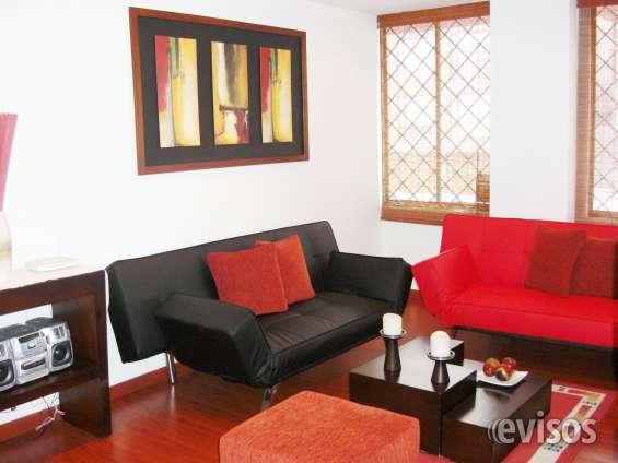 Renta de apartamentos amoblados bogotá colombia al mejor precio