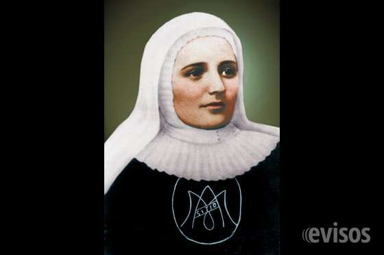 Madre laura, primera santa colombiana