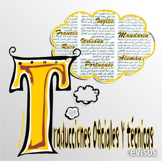 Traductores avalados por ministerio