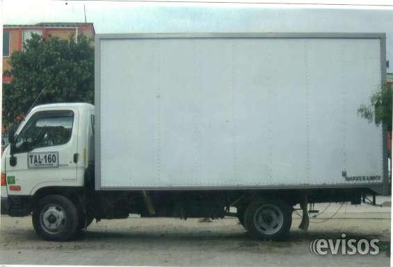 Ofresco camión hyundai hd 65modelo 2012 carrocería tipo furgón carga seca disponibilidad de tiempo e inmediata si están interesados llamar al 3134037333 luis francisco sanchez
