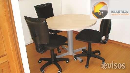 Venta de muebles para oficinas