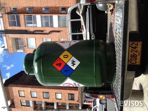 Fotos de Gas propano tanques pipas estacionarios redes regulacion 10