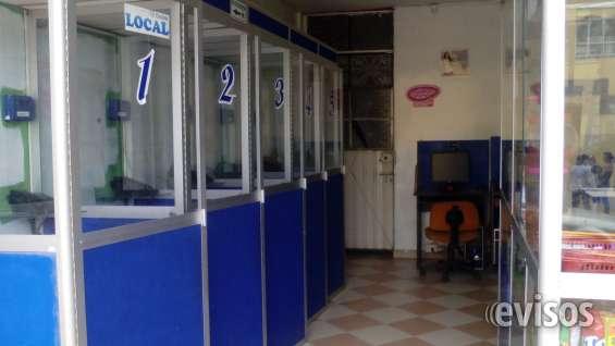 Se vende cabinas internet