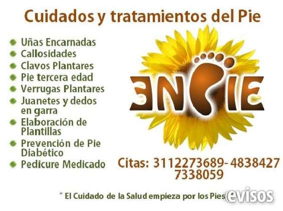 "Consultorio de podologia ""enpie"""