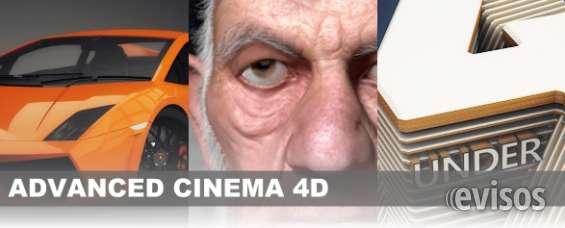 Curso avanzado cinema 4d presencial