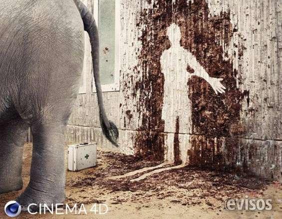 Curso profesional en publicidad cinema 4d online