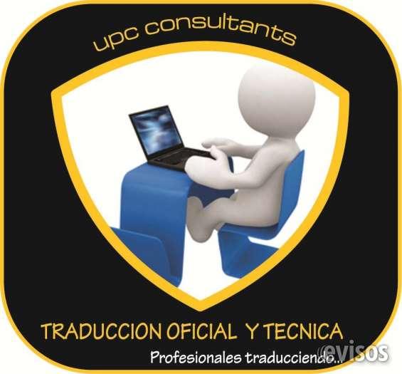 Traducciones e interpretes / calidad y servicio, tel 6772564