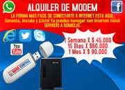 Alquiler de modem inalambrico bogota