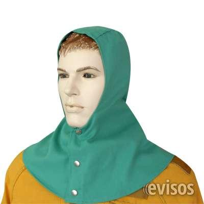Capuchas protectoras para soldador, capuchones en algodón, dril, dacrón, jean, epp