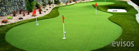 Putting green fijos y mobiles