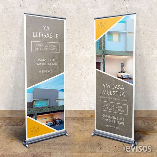 Publicidad, banners, expobanners