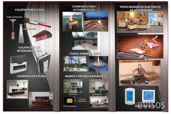 Fotos de Calefacción para su casa, oficina, restaurante e industria. 2