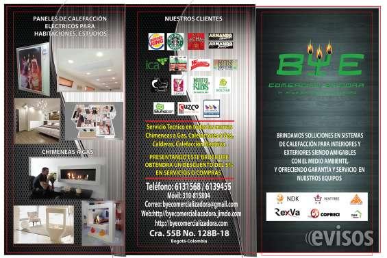Fotos de Calefacción para su casa, oficina, restaurante e industria. 1