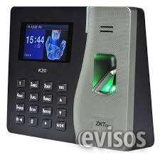 Control horarios biometrico, asistencia $299.000 cel 3204476645