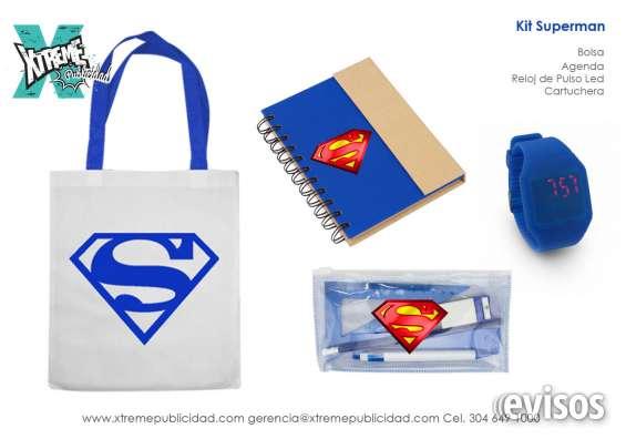 Kit super man