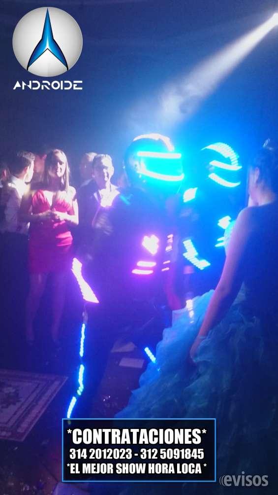 Fotos de Reggaeton bogota hora loca robots led fiestas y eventos zumba 4