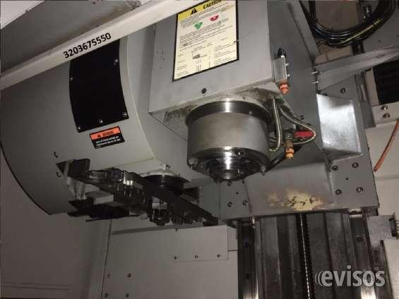 Fotos de Centro de mecanizado vertical cnc leadwell v40 1