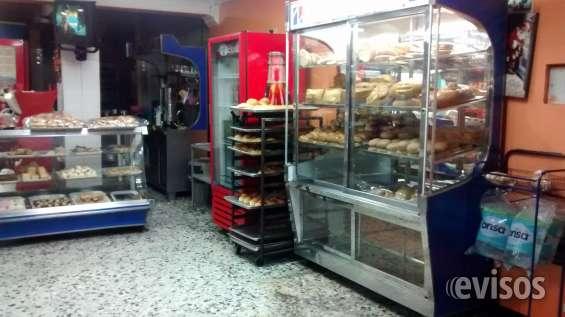 Vendo panadería esquinera excelente ubicación-localidad 16