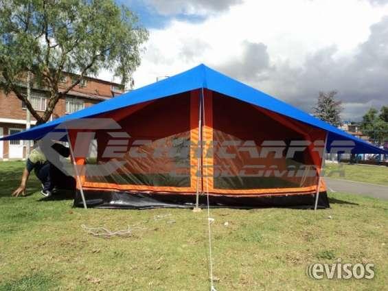 Carpas para camping technicarpar colombia
