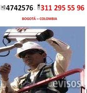 Servicio técnico de cámaras de seguridad,
