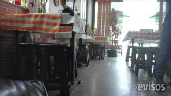 Vendo restaurante rentable