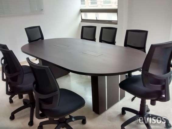 Mesas para juntas y muebles de oficina