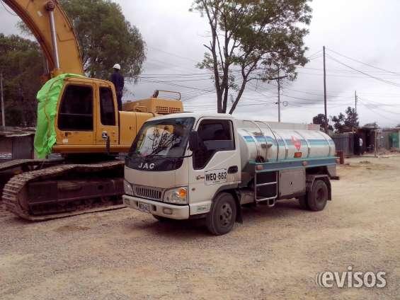 Diesel, excelente precio y puntualidad