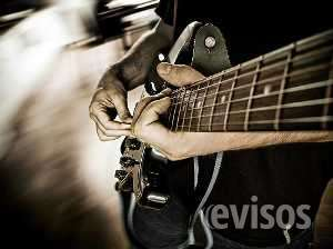 Clases de guitarra online o presenciales