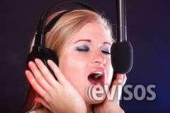 Clases de técnica vocal