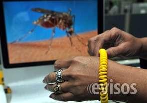 Manilla repelente de insectos. zancudos y todo mosquito. no toxica.