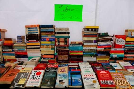 Compra venta de libros usados y bibliotecas